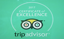 certificate of excellence restaurant in viejo san juan puerto rico